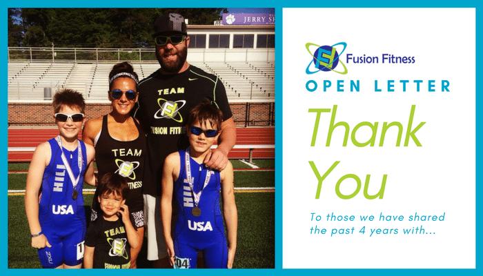 fusion fitness family