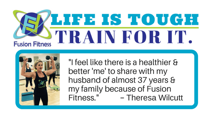 Theresa Wilcutt refreshes her fitness routine with Fusion Fitness Memphis